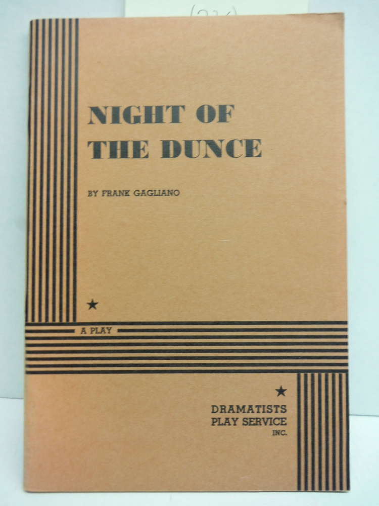 Image 0 of Night of the Dunce.
