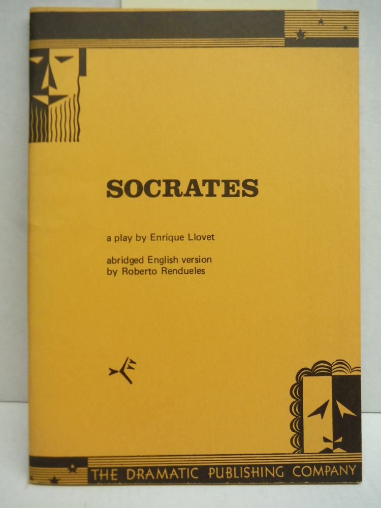 Image 0 of Socrates a Play by Enrique Llovet abridged English Version