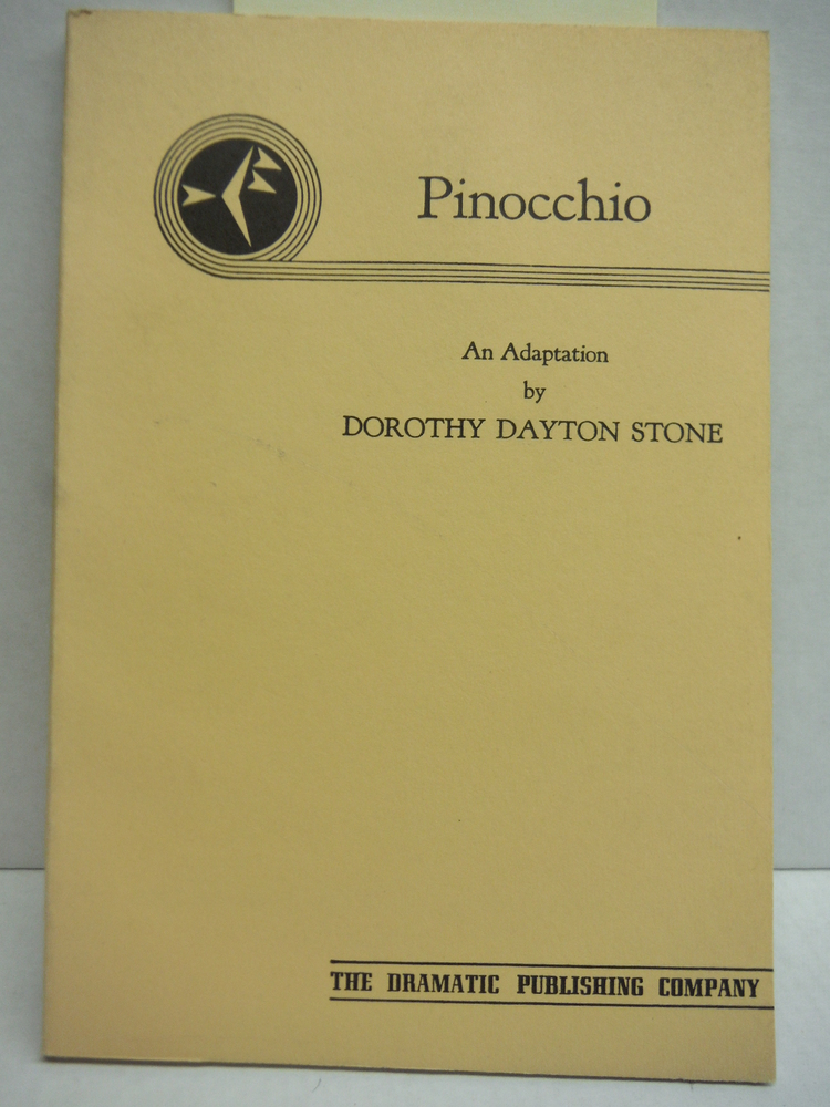 Image 0 of Pinocchio: An Adaptation