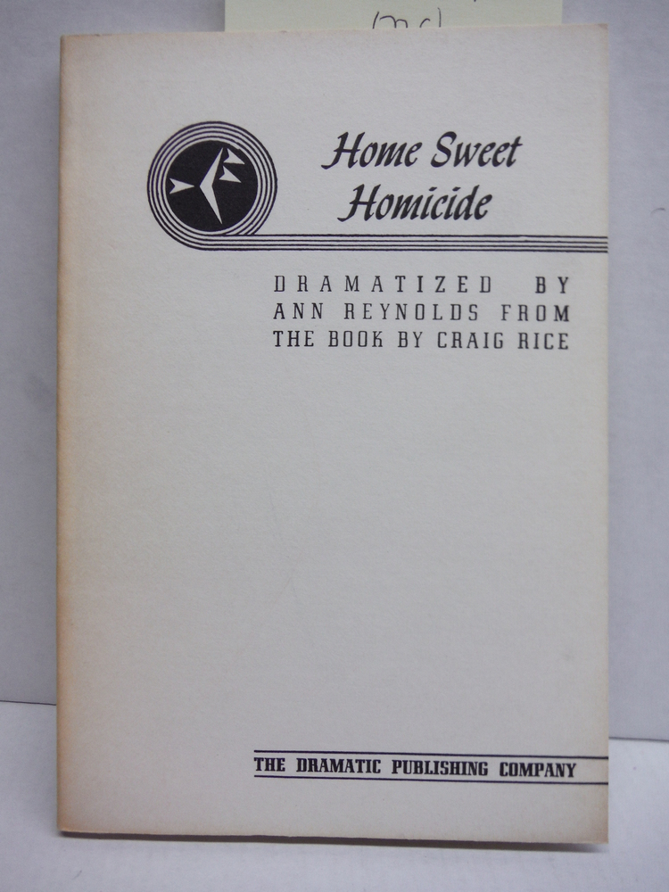 Image 0 of Home Sweet Homicide A Play in Three Acts