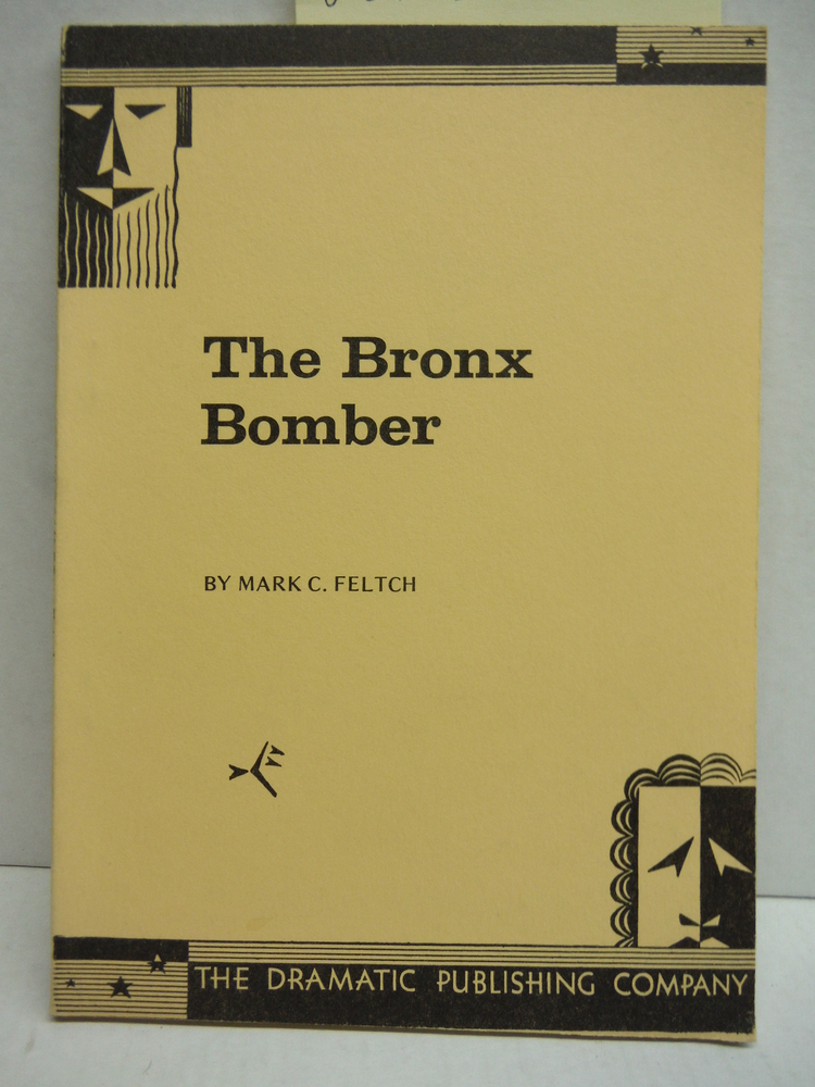Image 0 of The Bronx Bomber a Play in One Act