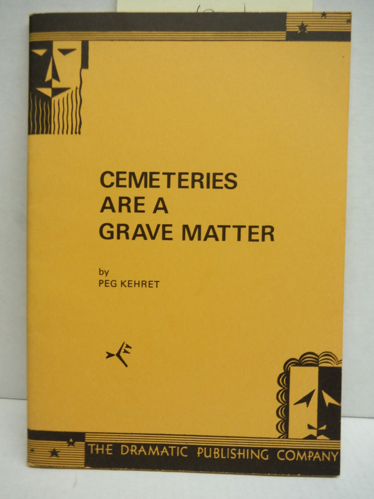 Cemeteries Are Grave Matter