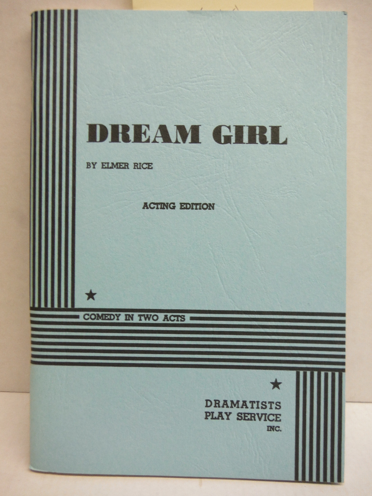 Dream Girl (Acting Edition for Theater Productions)