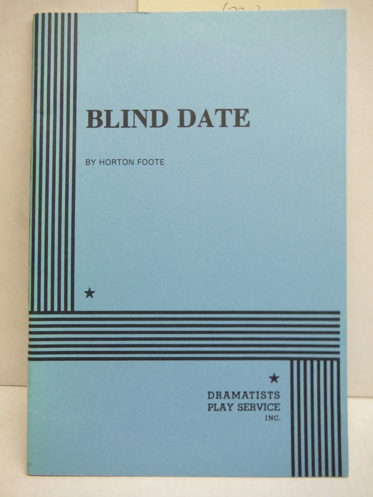 Blind Date and The Actor - Acting Edition