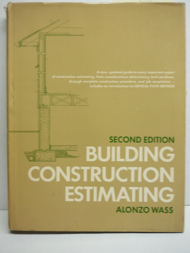 Building Construction Estimating