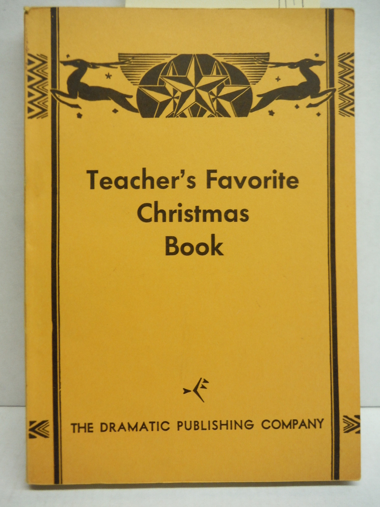 Image 0 of Teacher's Favorite Christmas Book