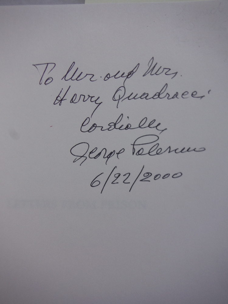 Image 1 of Letters from Prison: A Cry for Justice (American Series in Behavioral Science an