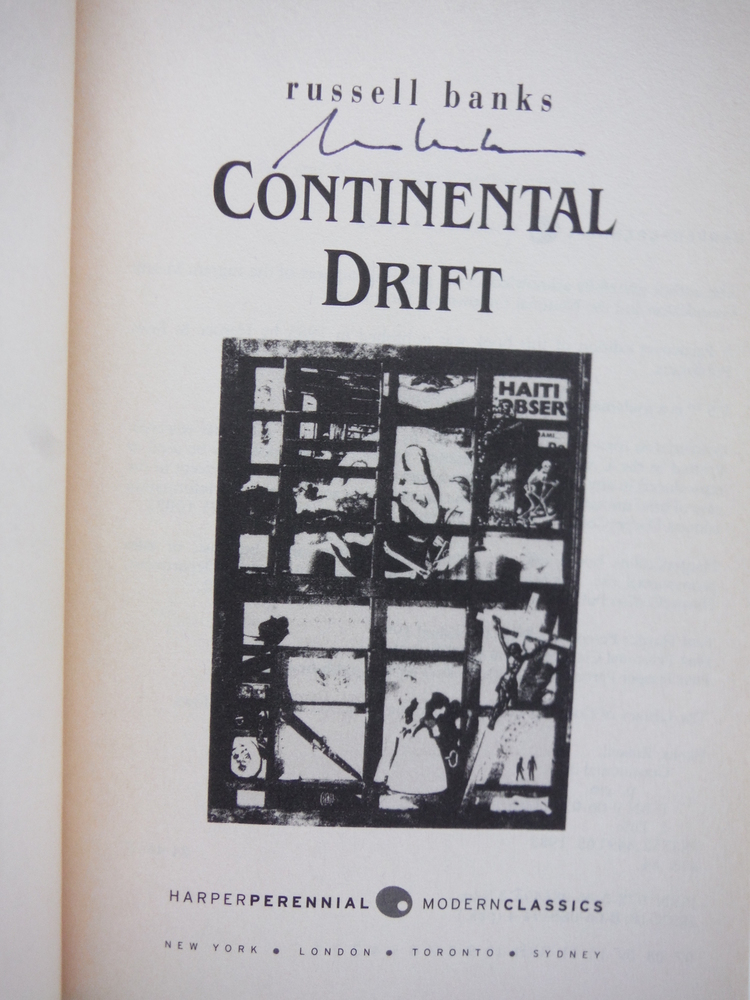 Image 1 of Continental Drift (P.S.)