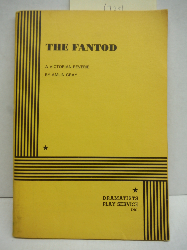 Image 0 of The fantod: A Victorian reverie