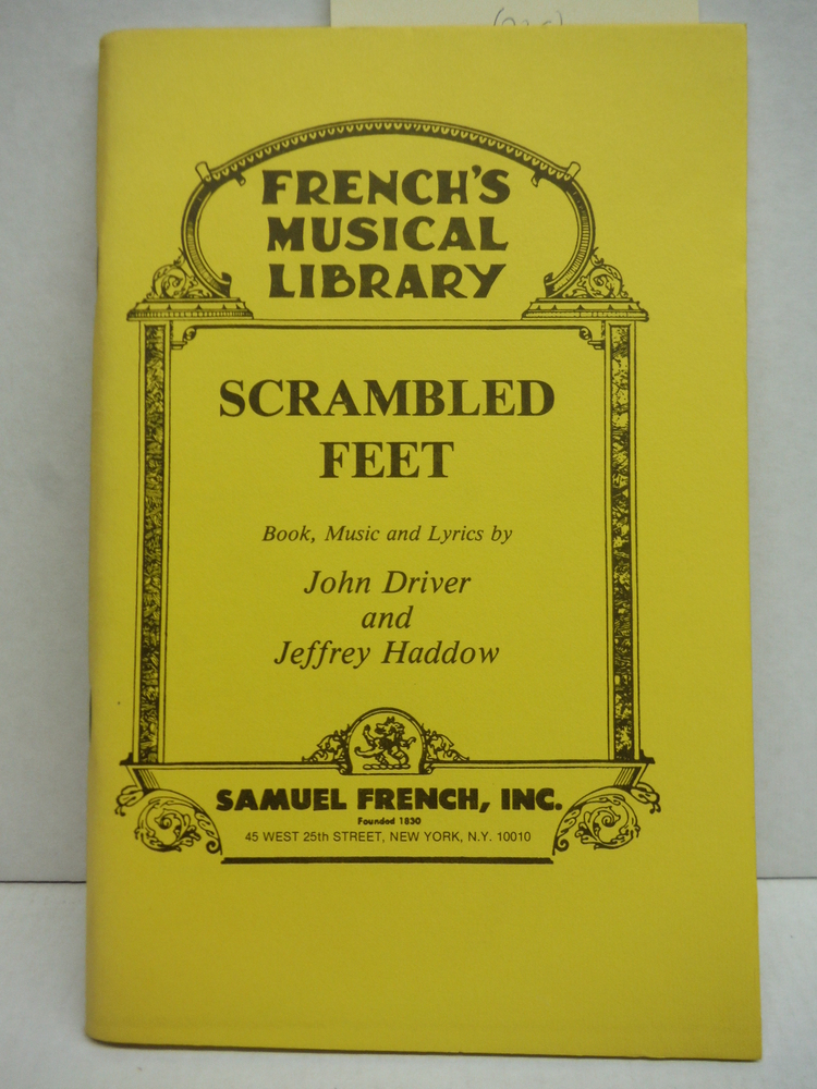 Image 0 of Scrambled feet (French's musical library)