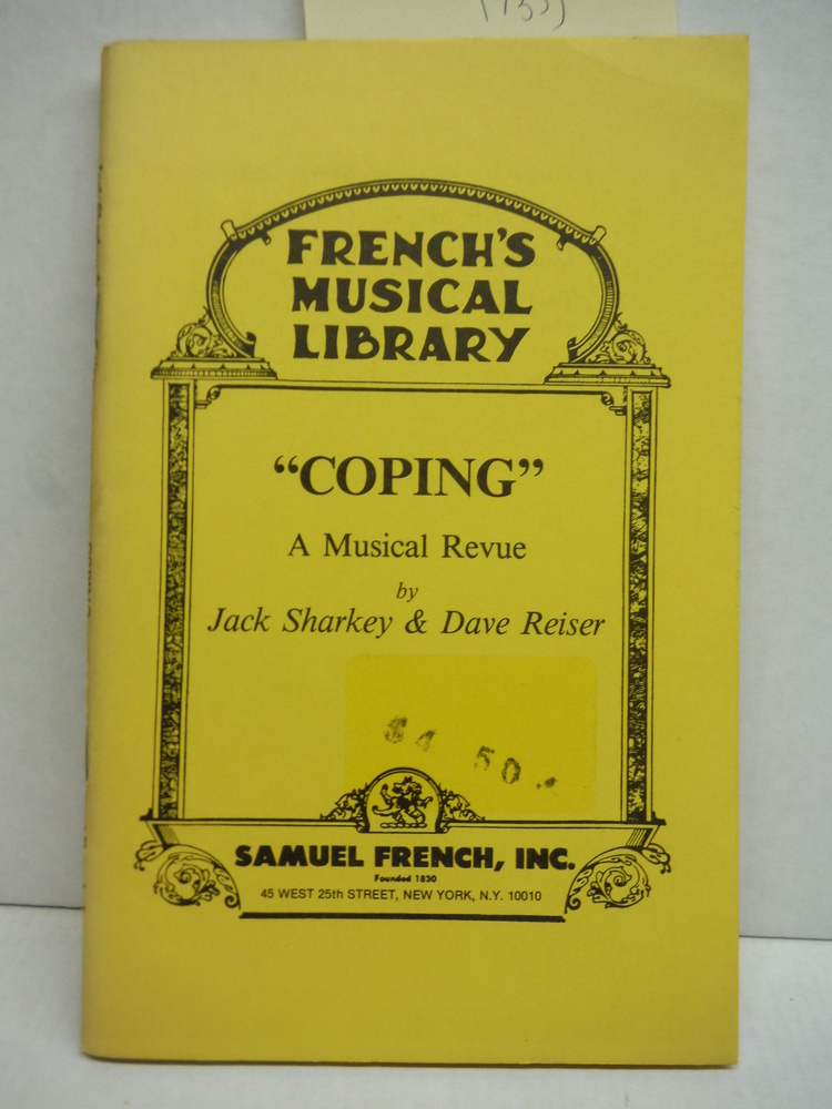 Image 0 of Coping: A musical revue (French's musical library)