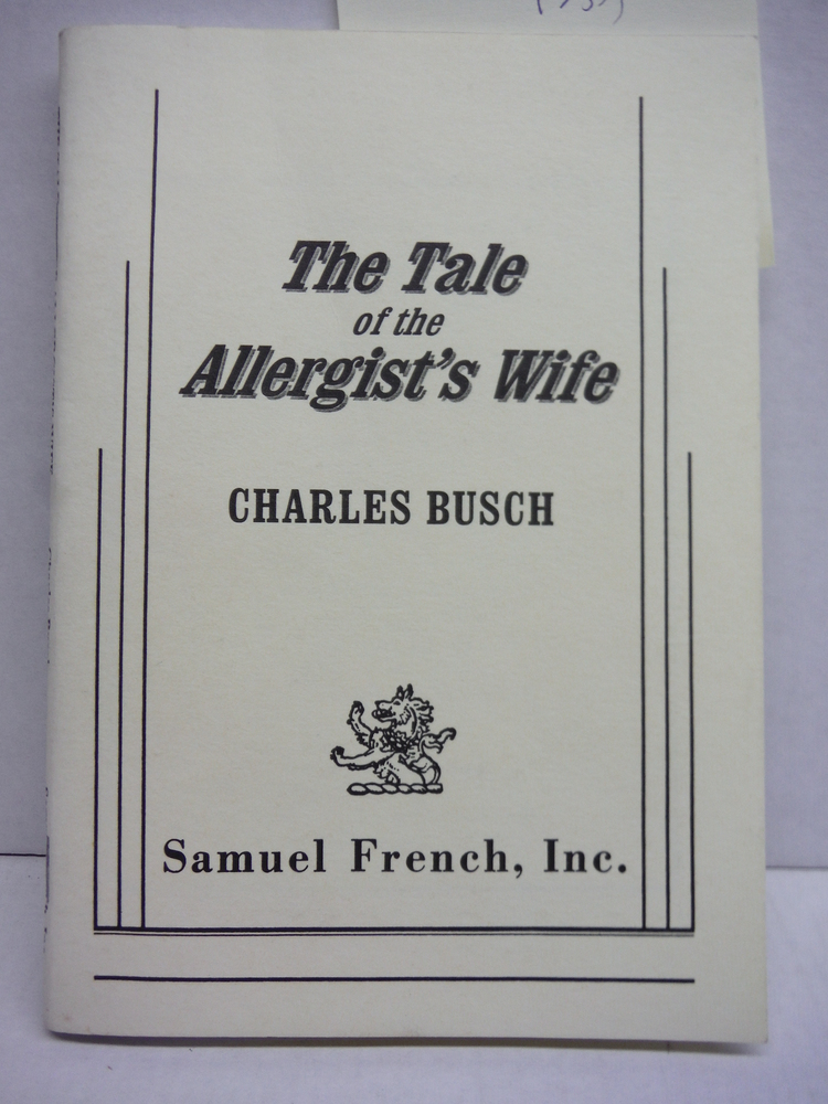 Image 0 of The Tale of the Allergist's Wife