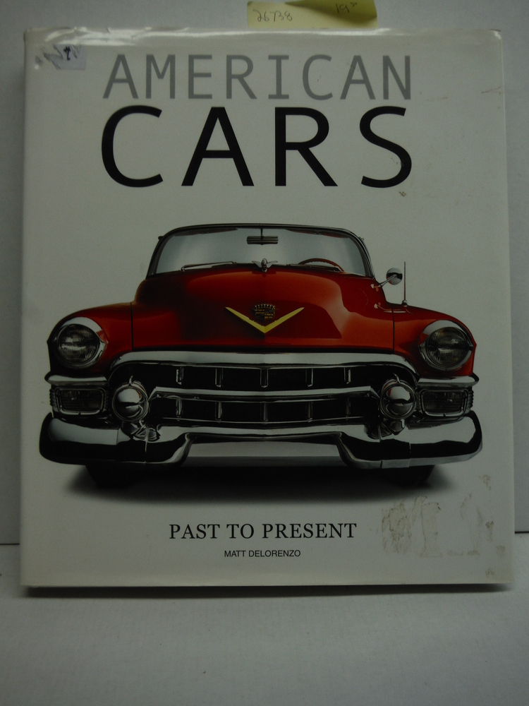 American Cars; Past To Present