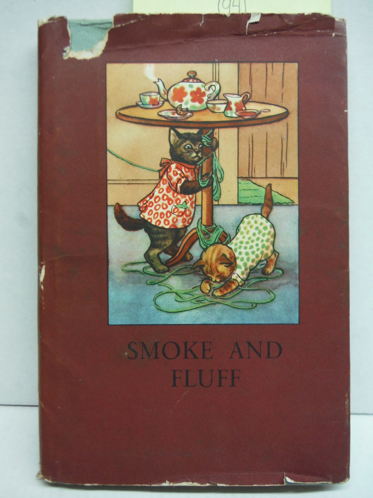 Smoke and Fluff, a story in verse for children with illustrations in colour