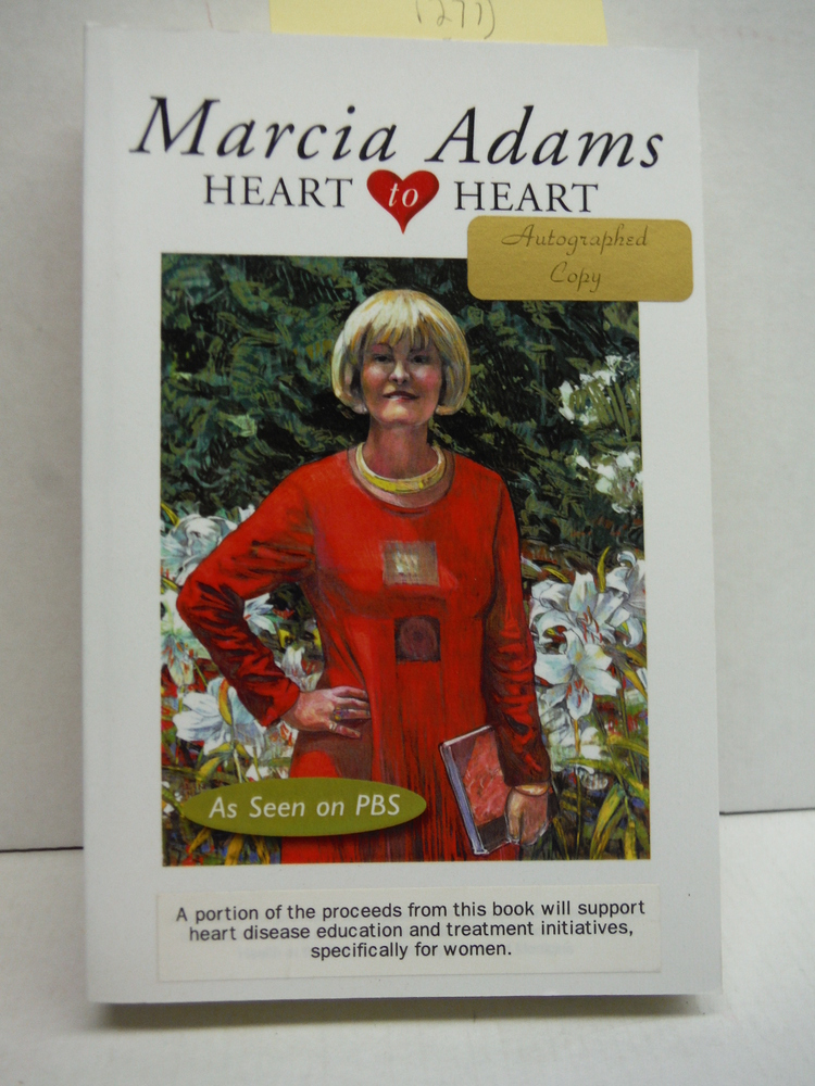 Image 0 of Marcia Adams:  Heart to Heart