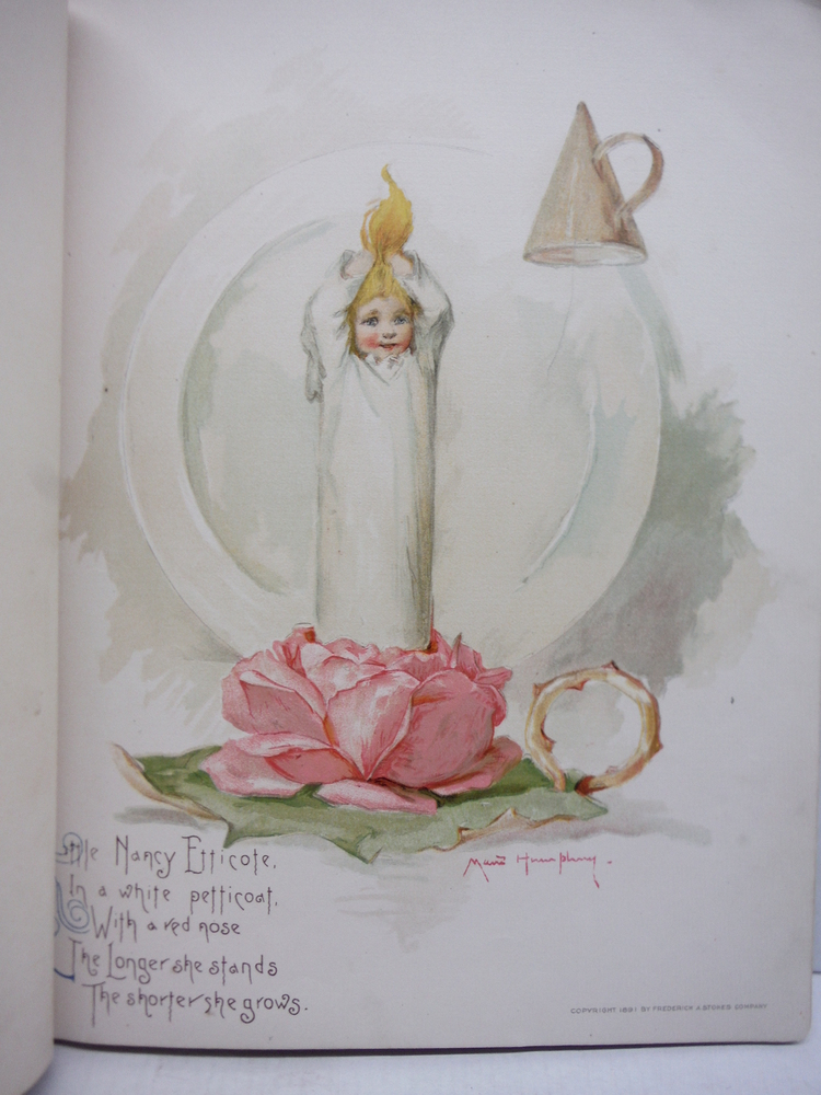 Image 1 of Maud Humphrey's Mother Goose