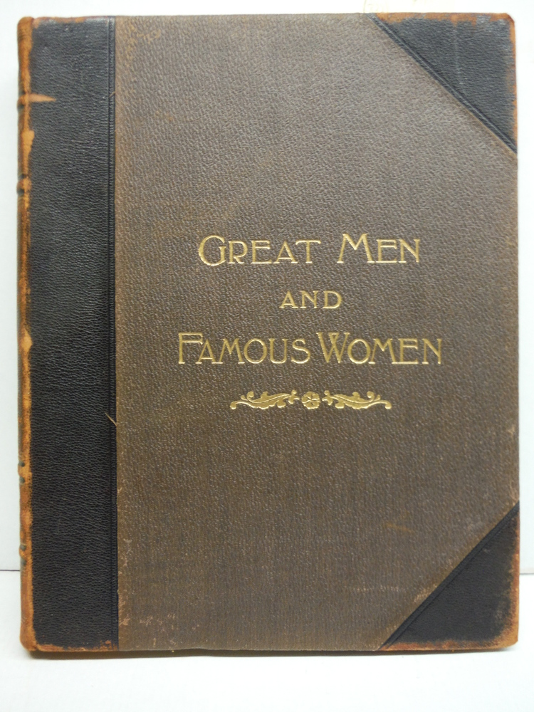 Great Men and Famous Women. Volume VII: Artist and Authors