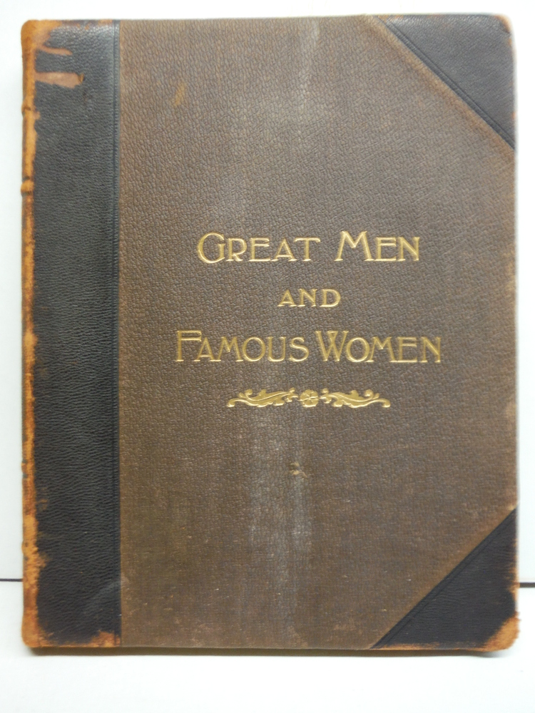 Great Men and Famous Women. Artists and Authors. Volume VIII
