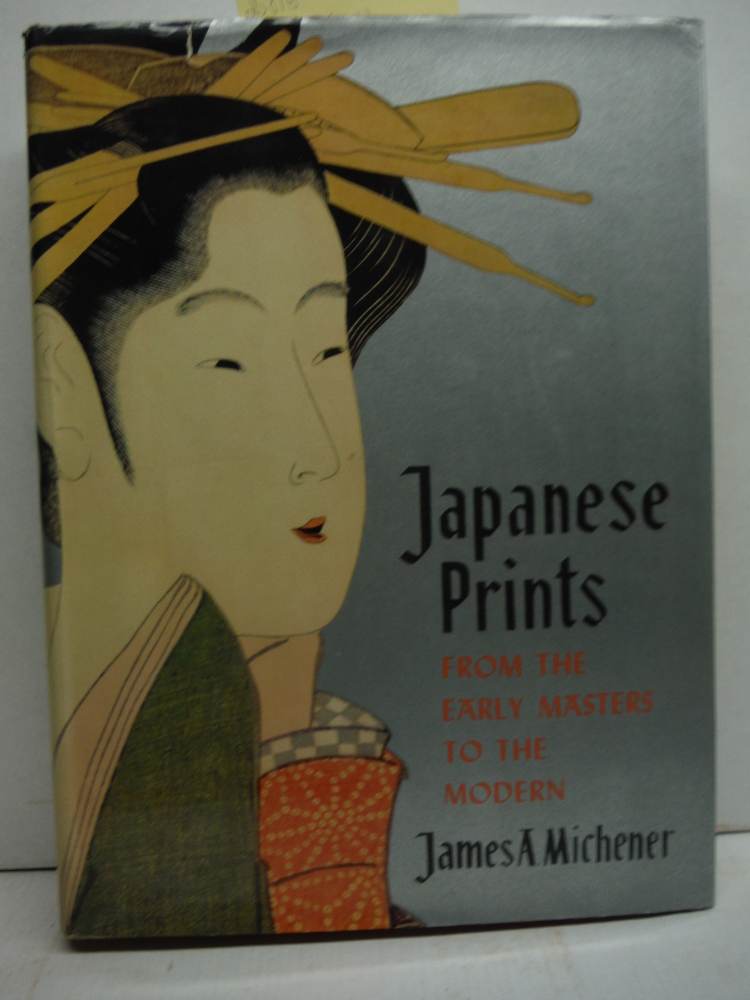 Japanese Prints From the Early Masters to the Modern (257 plates, including 55 i
