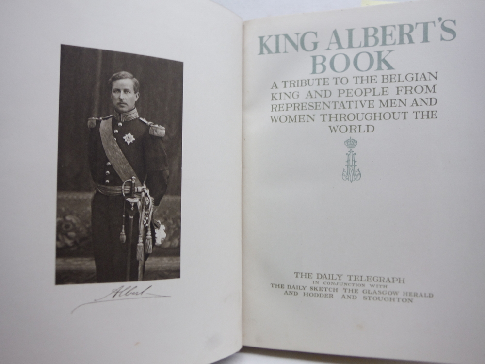 Image 1 of KING ALBERT'S BOOK
