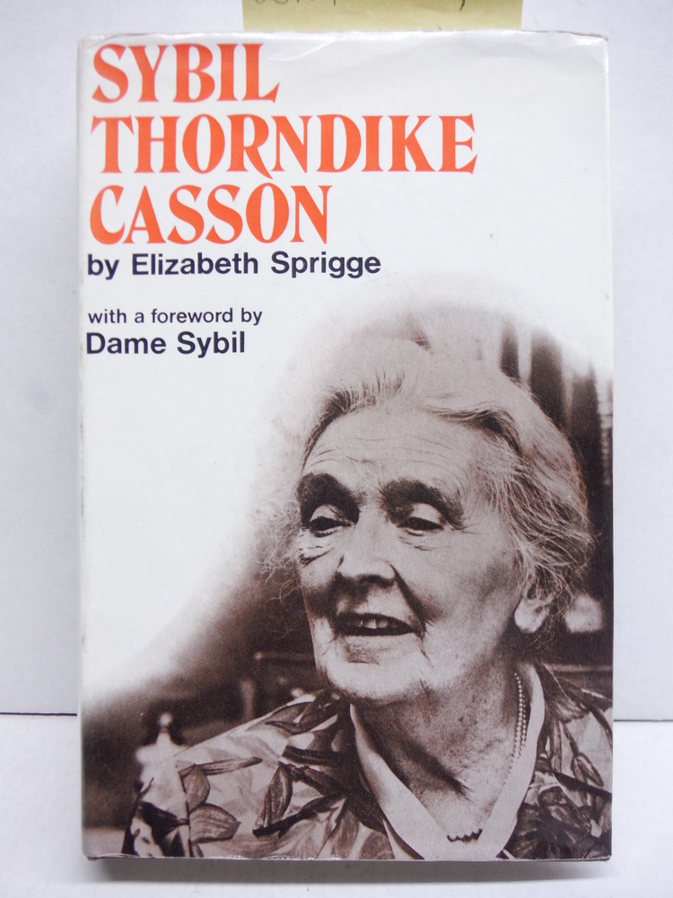 Image 0 of (Dame) Sybil Thorndike Casson (Biography)