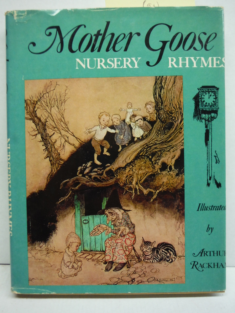 Image 0 of Mother Goose Nursery Rhymes (Studio Book)