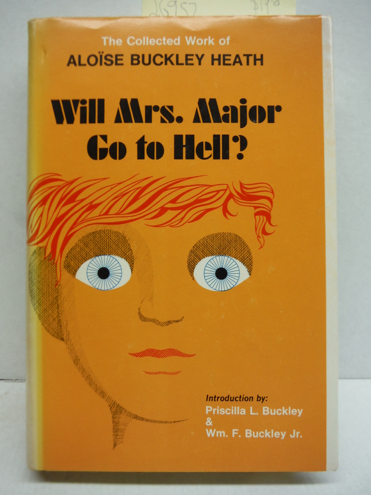 Will Mrs. Major go to hell?