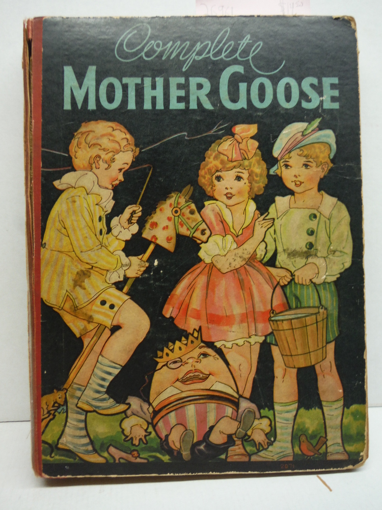 Complete Mother Goose