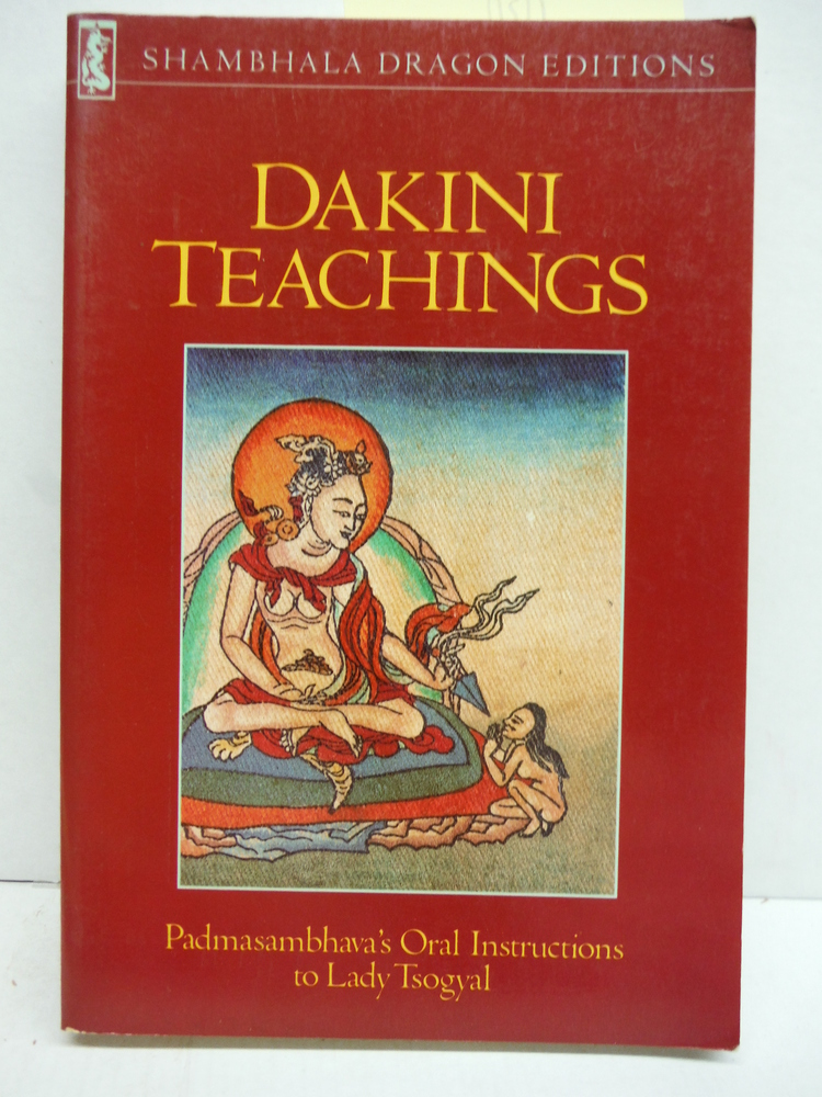 Image 0 of Dakini Teachings: Padmasambhava's Oral Instructions to Lady Tsogyal
