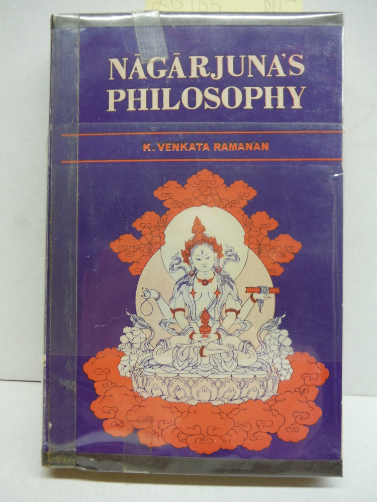 Nagarjuna's Philosophy as presented in the Maha-Prajnaparamita-Sastra