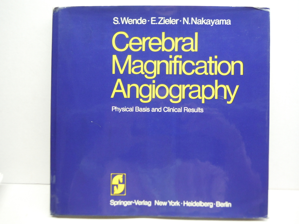 Cerebral magnification angiography;: Physical basis and clinical results