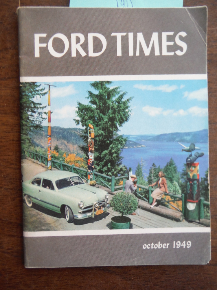 Ford Times October 1949
