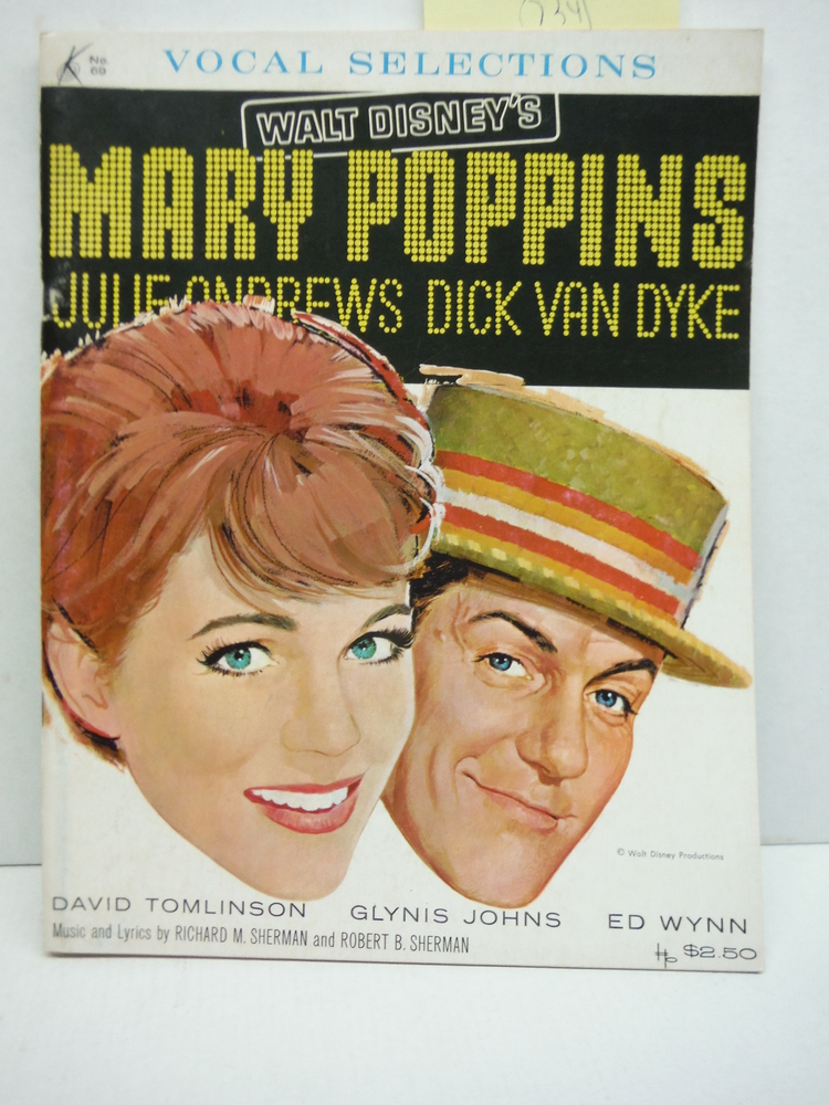 Walt Disney's Mary Poppins Vocal Selections