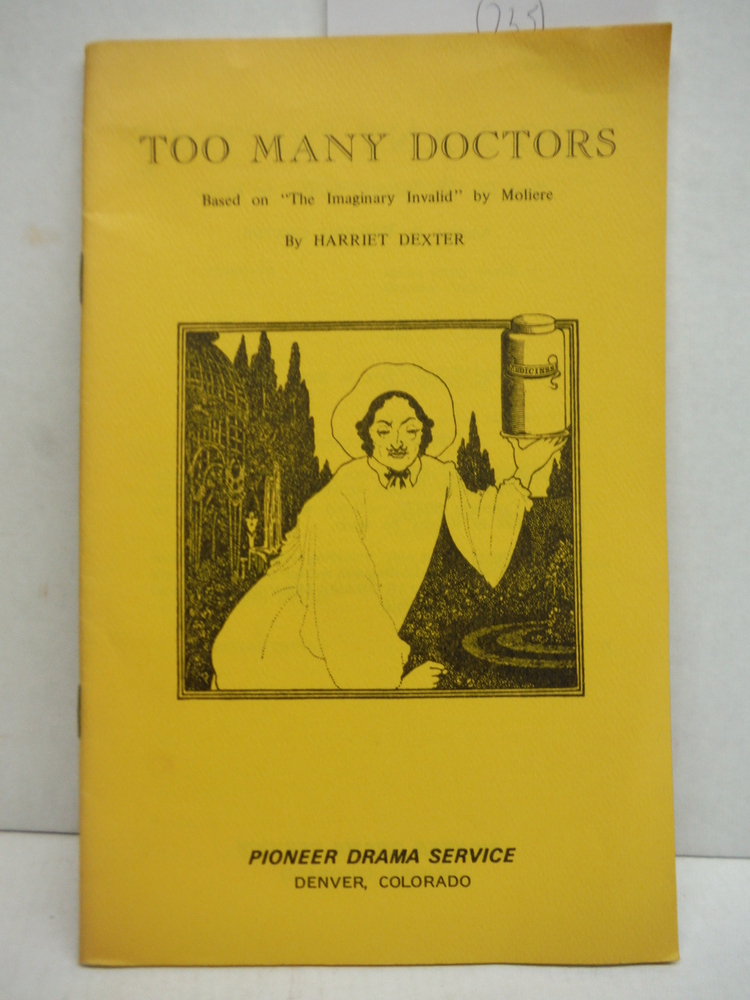 Image 0 of Too Many Doctors