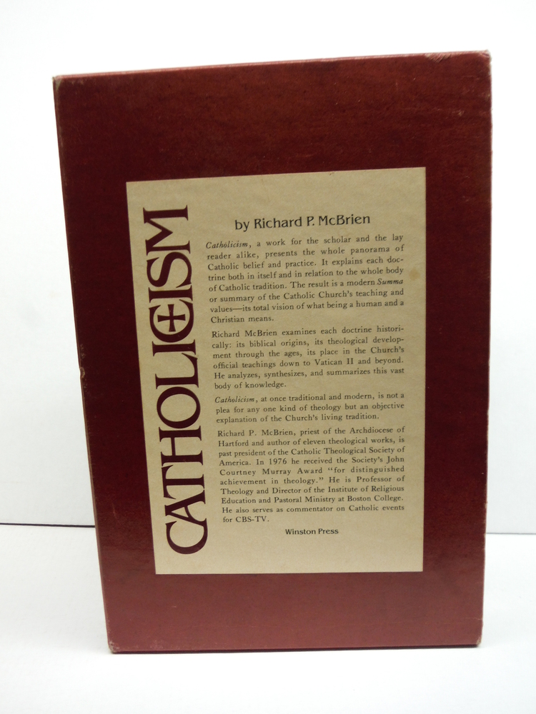 Image 1 of Catholicism Volume One & Two
