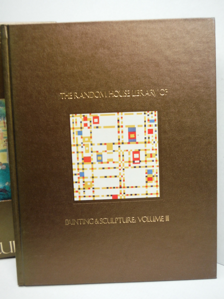 Image 1 of The Random House Library of Painting & Sculpture , 4 volume boxed set