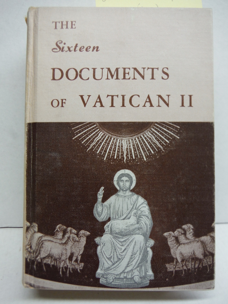 The Sixteen Documents of Vatican II and the Instructions on the Liturgy