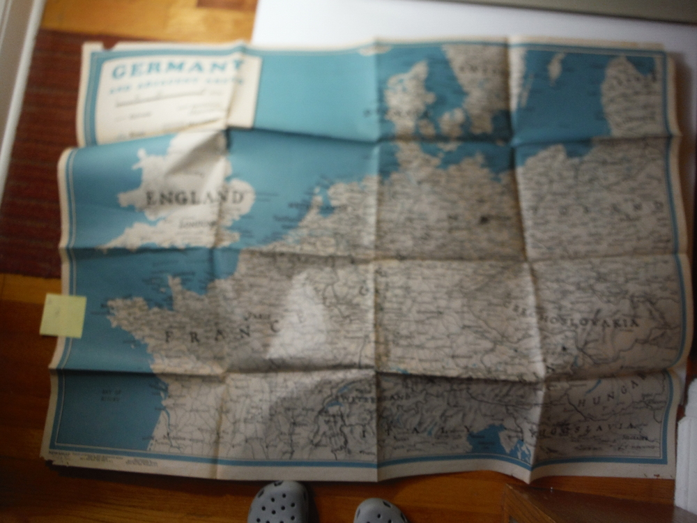 Image 0 of WW II Newsmap Vol.III  No. 9F (June 19, 1944)