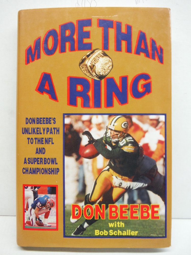More than a ring: Don Beebe's unlikely path to the NFL and a Super Bowl champion