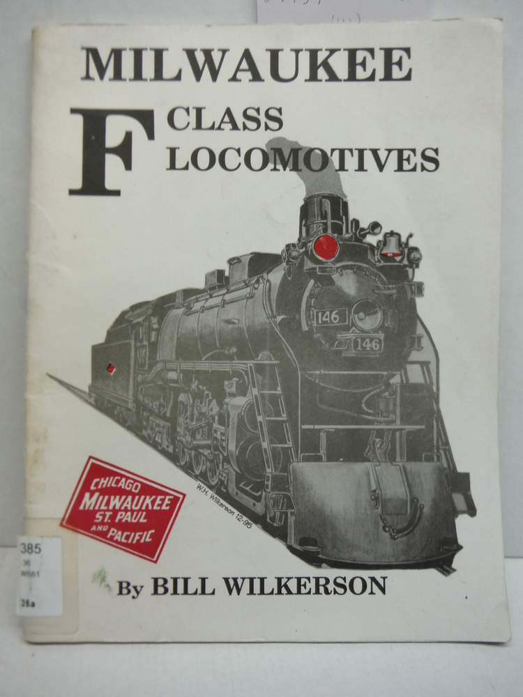 The Milwaukee F Class locomotives