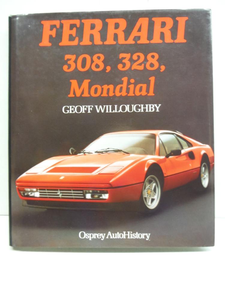 AUTOHISTS FERRARI 308,328 MONDIAL