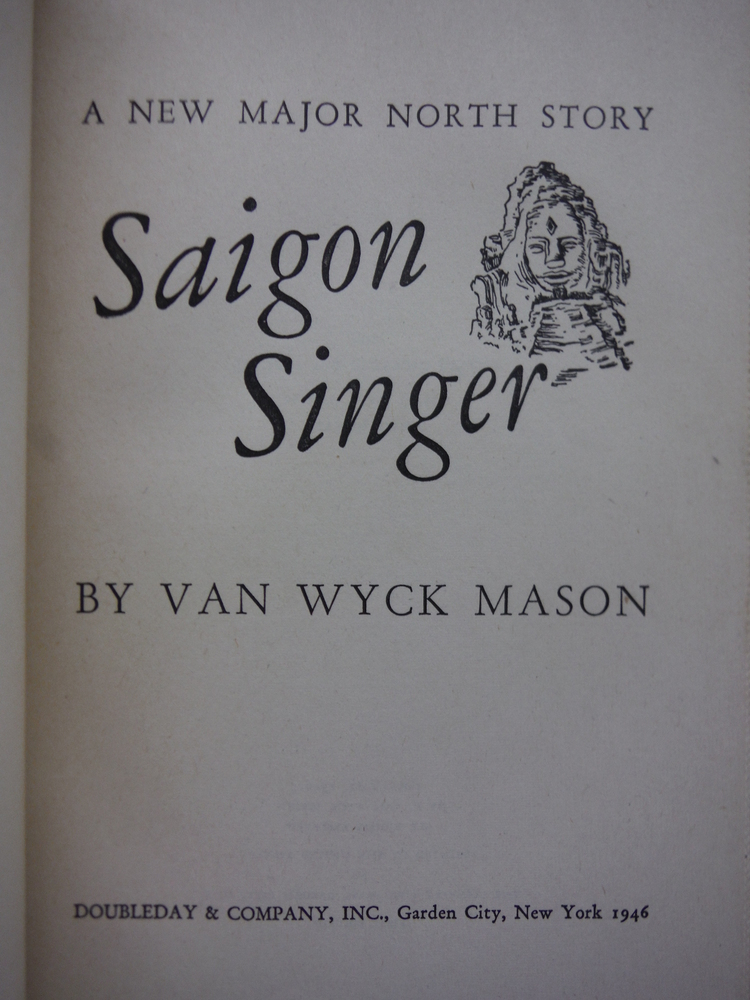Image 1 of SAIGON SINGER; Major North Series