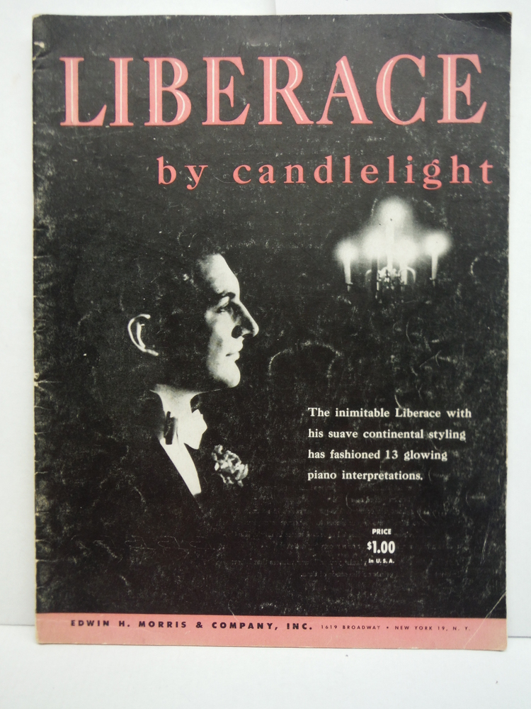 Liberace by Candlelight