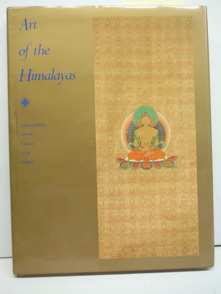 Image 0 of Art of the Himalayas: Treasures from Nepal and Tibet