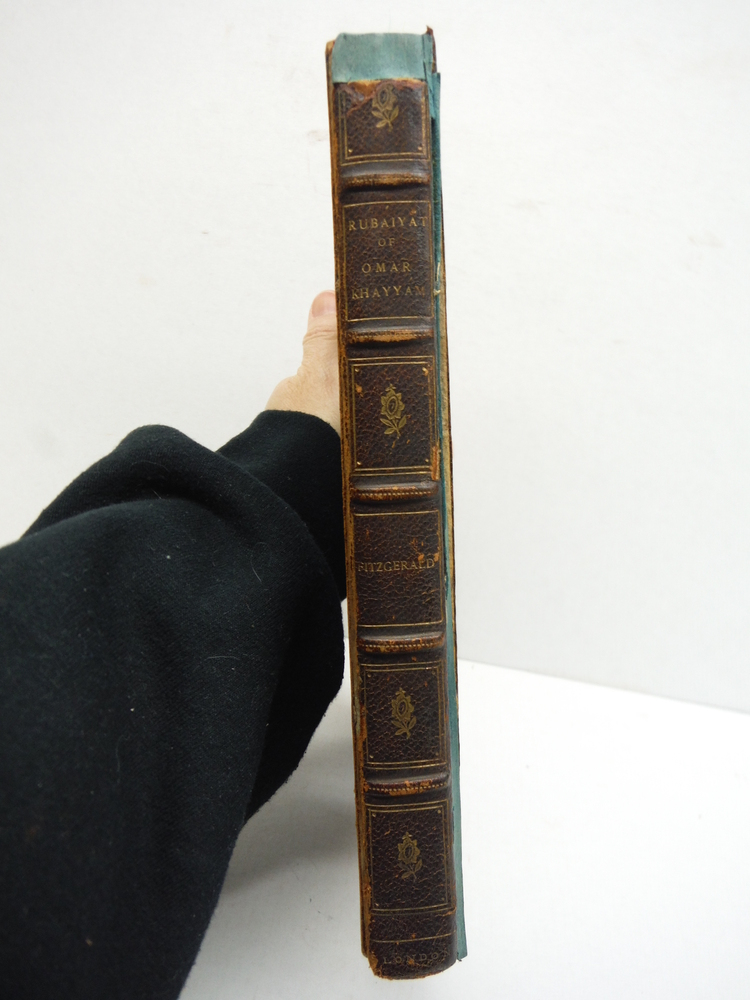 Image 3 of The Rubaiyat of Omar Khayyam Trnslated by Edward Fitzgerald with Twelve Photogra