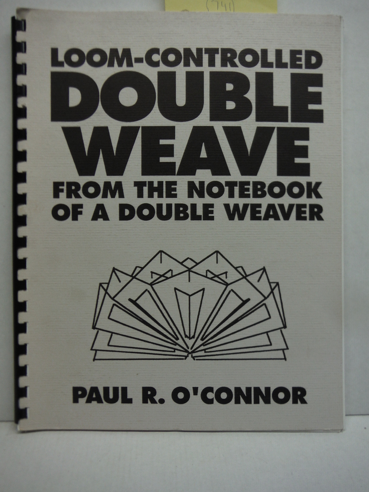 Loom-Controlled Double Weave from the Notebook of a Double Weaver