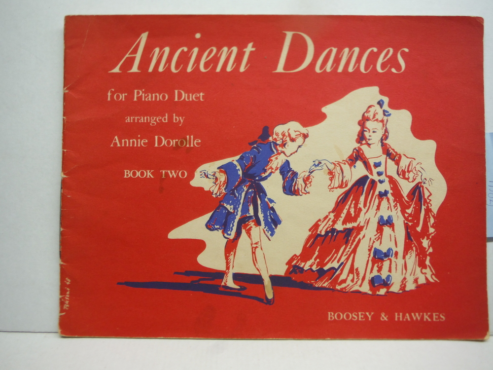 Ancient Dances for Piano Duet Book Two