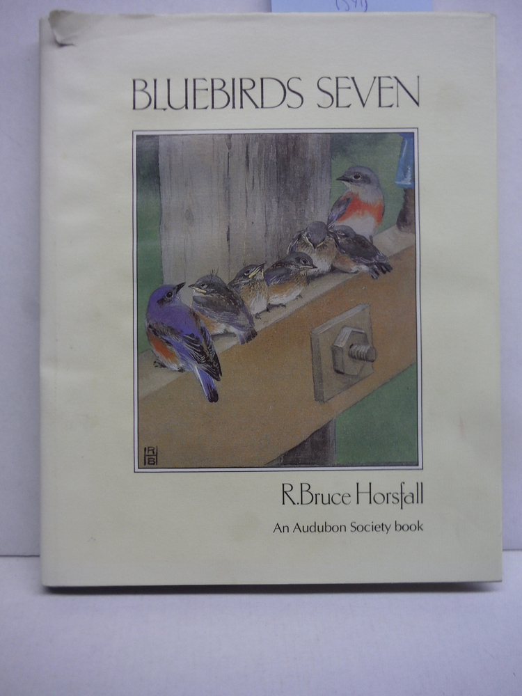 Bluebirds Seven: Paintings