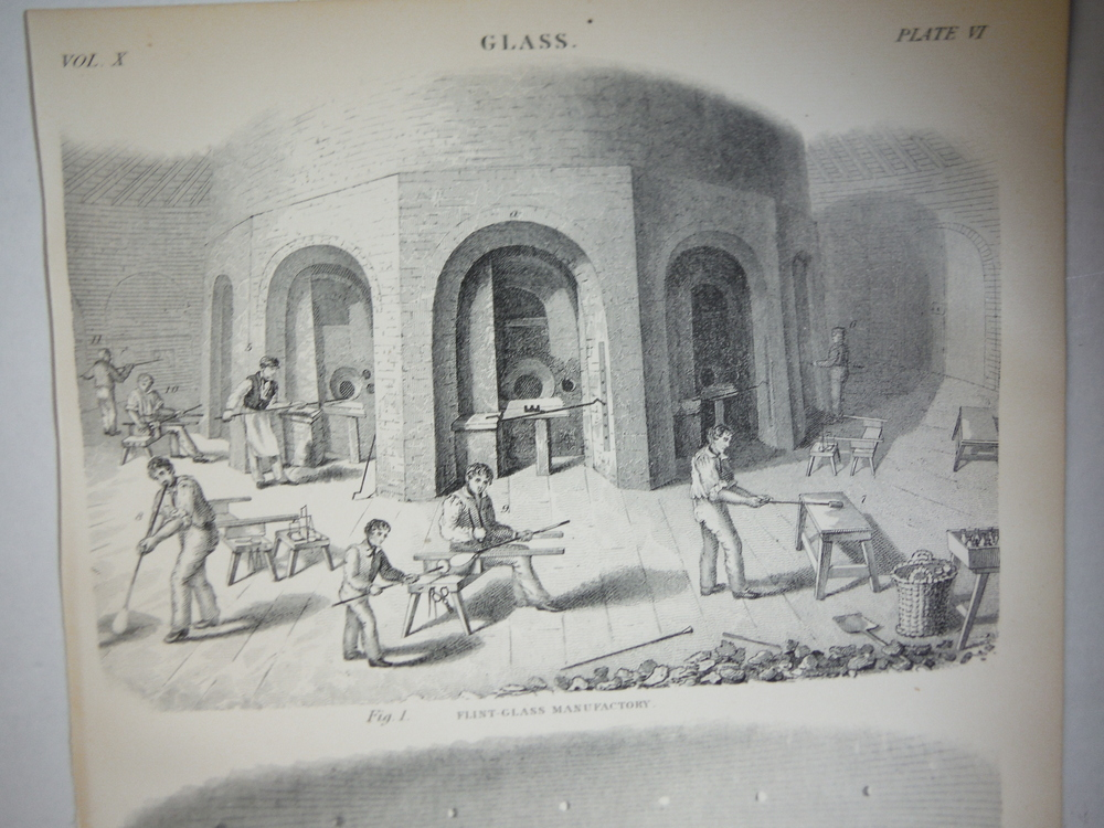 Image 1 of Antique Engravings entitled
