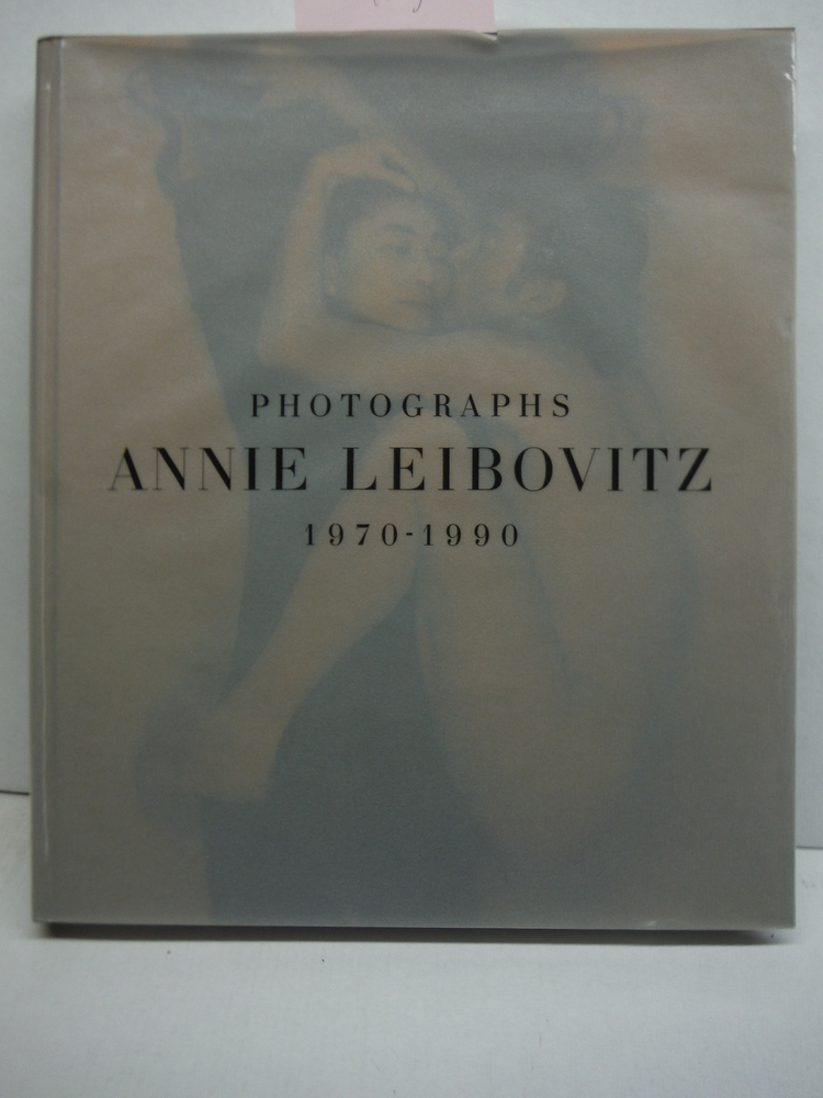 Image 0 of Annie Leibovitz: Photographs, 1970-1990